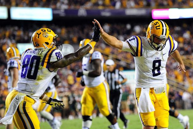 Biggest Surprises for the LSU Tigers Through Week 3