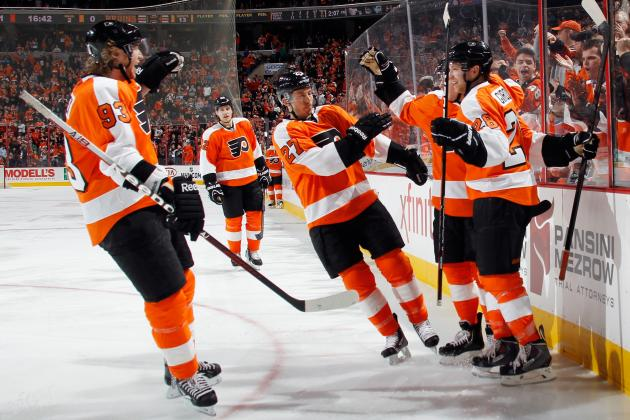 Predicting Strengths and Weaknesses of Each Philadelphia Flyers Line in 2013-14