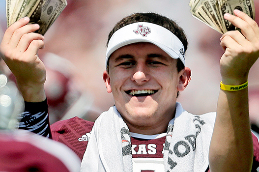 Five Most Expensive Regular Season College Football Games