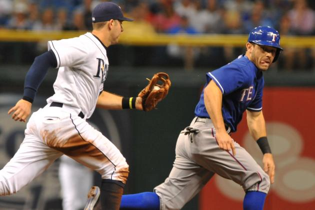Where 2013 Texas Rangers Would Rank on All-Time September Choke List