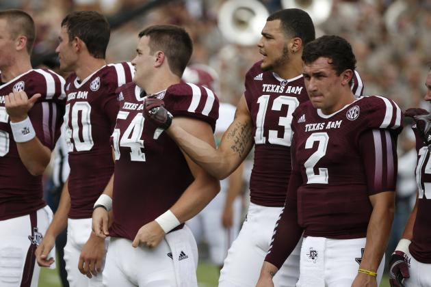 Texas A&M Football: 4 Things Ricky Seals-Jones Needs to Do to Take the Next Step