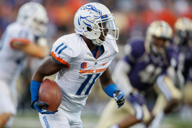College Football Week 4 Picks: Boise State Broncos vs. Fresno State Bulldogs