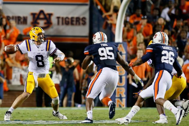 LSU Tigers vs. Auburn Tigers Complete Game Preview