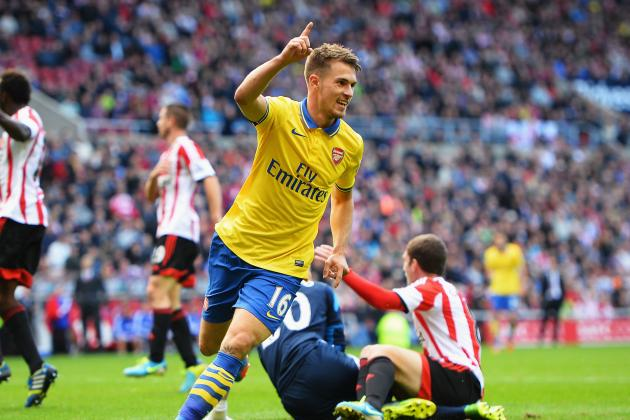 Premier League Player Power Rankings: Aaron Ramsey, Ross Barkley and More