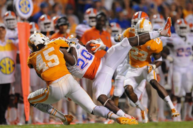 Tennessee Volunteers vs. Florida Gators Complete Game Preview