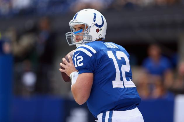 Full Week 3 Stat Predictions for Indianapolis Colts Offensive Players