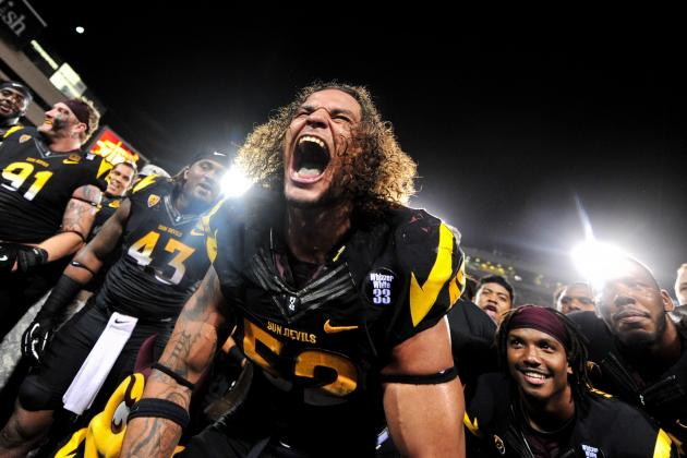 Arizona State Football: Biggest Surprises for Sun Devils Through Week 2