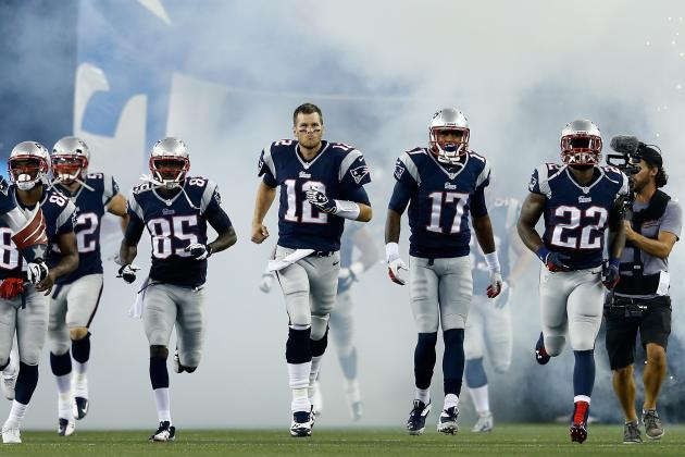 Full Week 3 Stat Predictions for New England Patriots' Offensive Players