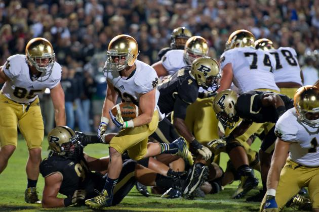 Notre Dame Fighting Irish vs. Michigan State Complete Game Preview