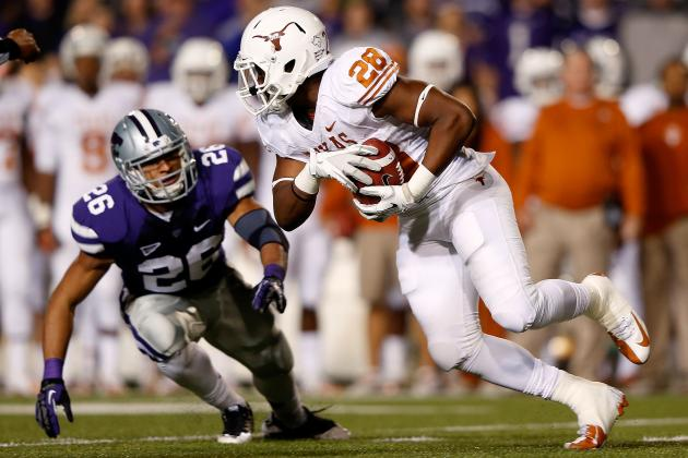 Kansas State Wildcats vs. Texas Longhorns: Complete Game Preview