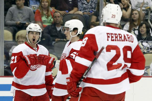 Realistic 2013-14 Expectations for Detroit Red Wings' Top Prospects
