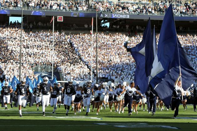 Penn State Nittany Lions vs. Kent State Golden Flashes Complete Game Preview