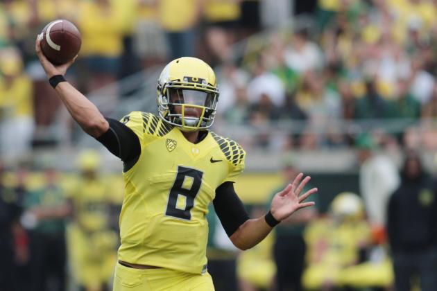3 Pac-12 Teams Most Likely to Derail Oregon'S BCS Championship Bid