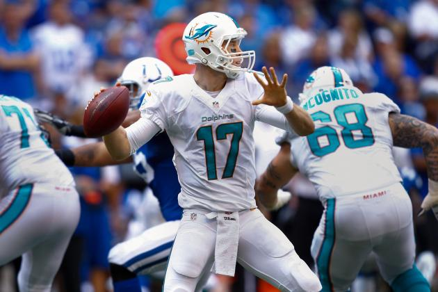 Miami Dolphins: Full Week 3 Stat Predictions for Offensive Players