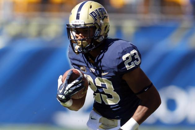 The 5 Best Freshmen Performances in Pitt Football History