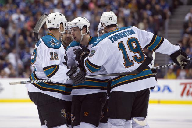 Predicting the Strength and Weakness of Each San Jose Sharks Line in 2013-14