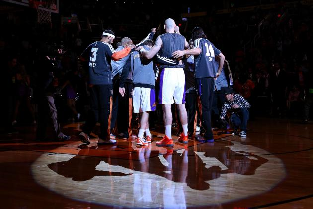 6 Things Every Fan Needs to Know About the Phoenix Suns for 2013-14 Season