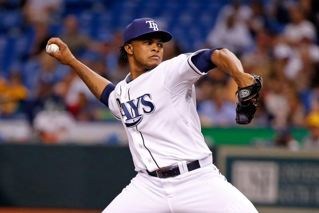 Ranking Tampa Bay Rays' Top 10 Prospects After the 2013 Minor League Season