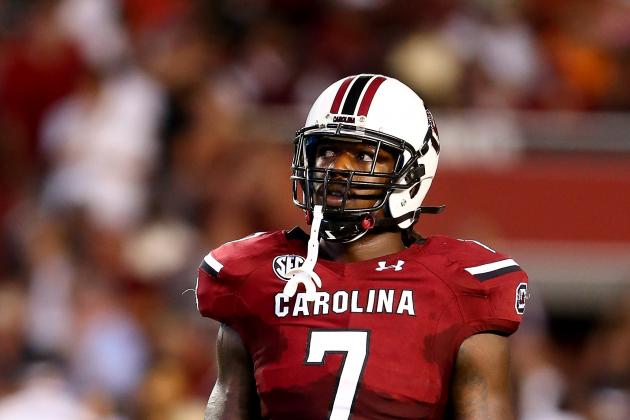 3 Scheme Changes to Make South Carolina's Jadeveon Clowney More Effective