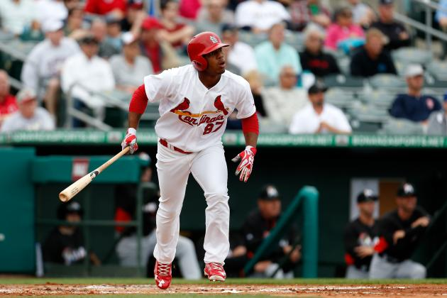 Ranking St. Louis Cardinals Top 10 Prospects After the 2013 Minor League Season