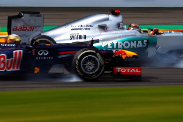 Is Formula 1 a Better Competition Than the IndyCar Series?