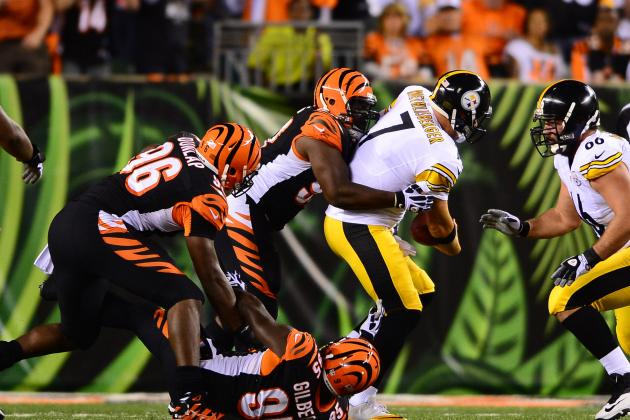 Full Week 3 Stat Prediction for the Pittsburgh Steelers' Offensive Players