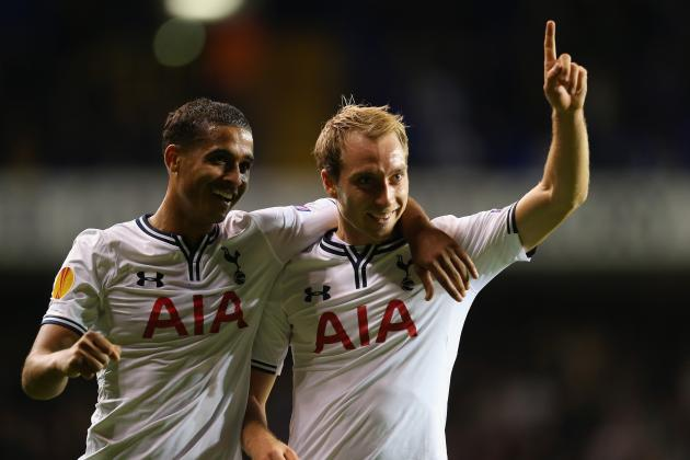 Tottenham vs. Tromso: 6 Things We Learned