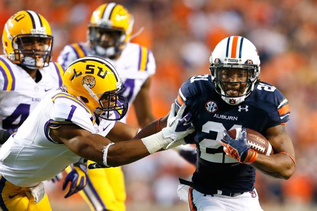 Auburn vs. LSU: Complete Game Preview