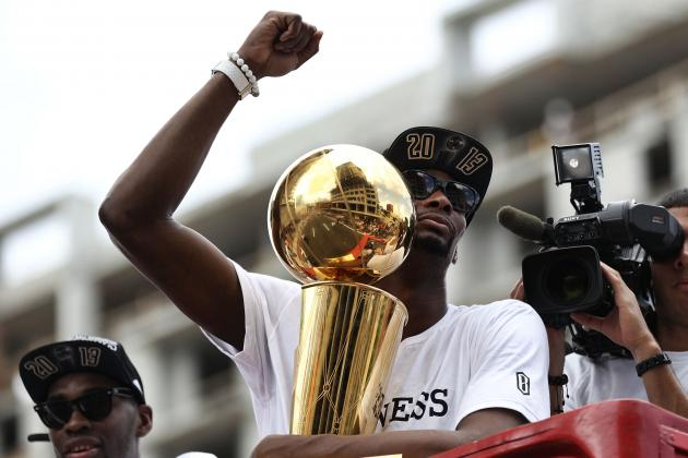 5 Reasons Chris Bosh Will Be More Important Than Ever to Miami Heat in 2013-14