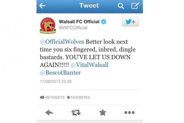 The 10 Most Regrettable Football Tweets