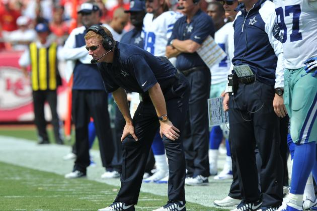 Full Week 3 Stat Predictions for Dallas Cowboys Offensive Players