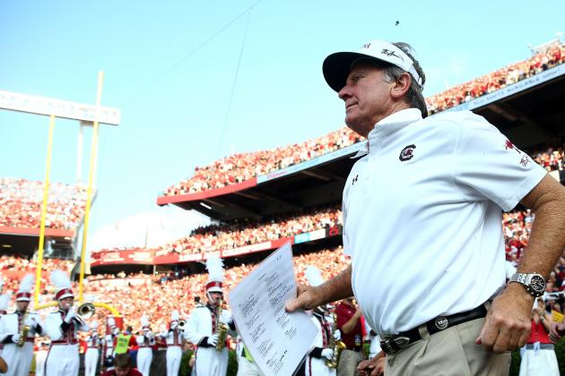South Carolina Football: The 5 Biggest Storylines Down the Stretch