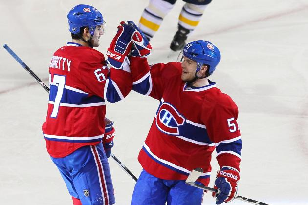 Predicting the Strength and Weakness of Each Montreal Canadiens Line in 2013-14