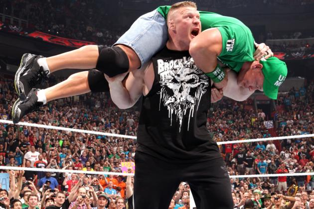 10 Best Finishing Moves in Wrestling Today