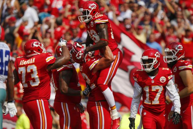 Full Week 3 Stat Predictions for Kansas City's Offensive Players