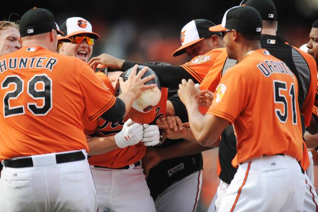 Who Surprised and Who Disappointed for Baltimore O's in 2013