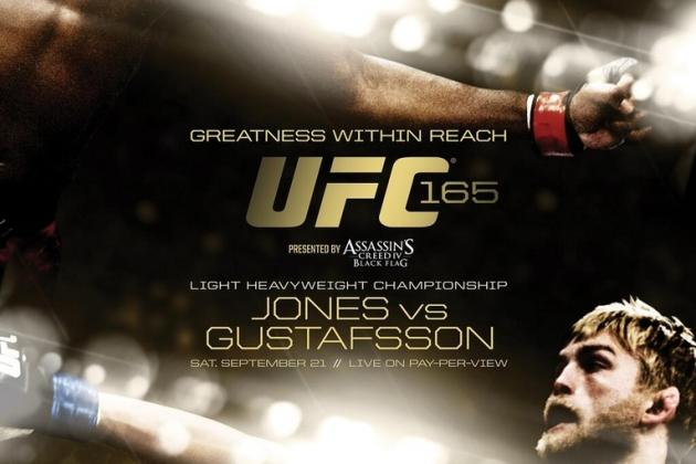 UFC 165 Preview: Power Ranking the Main Card Fights