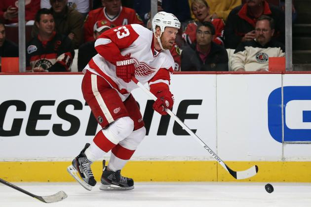 Winners and Losers of Detroit Red Wings' Preseason so Far
