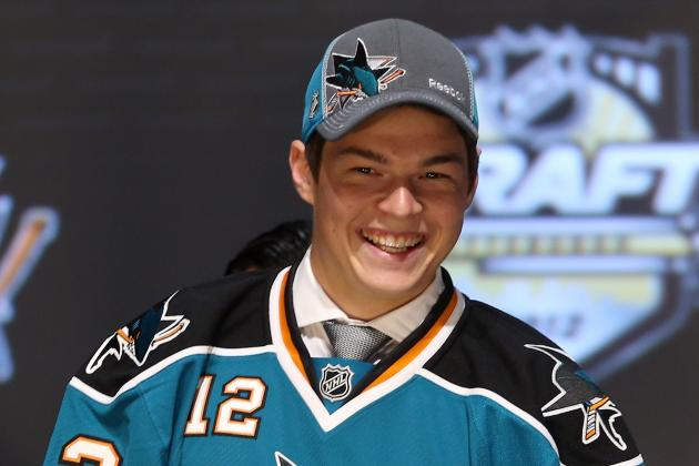 Realistic 2013-14 Expectations for San Jose Sharks Rookies