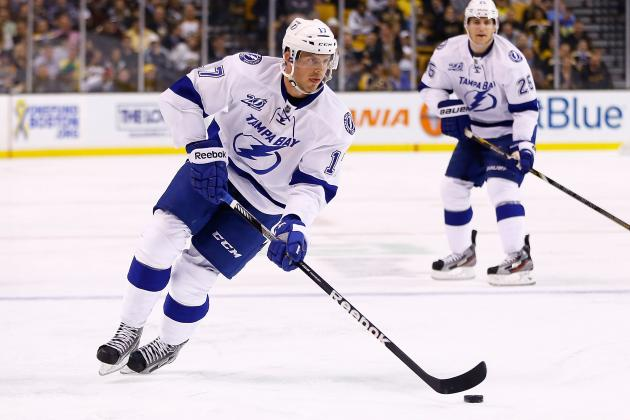 Why Alex Killorn Is Tampa Bay Lightning's Biggest X-Factor for 2013-14 Season