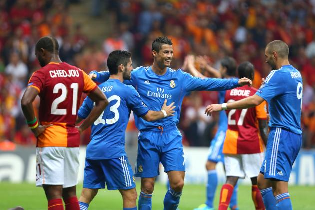 UEFA Champions League: 7 Things We Learned from the Opening Matches