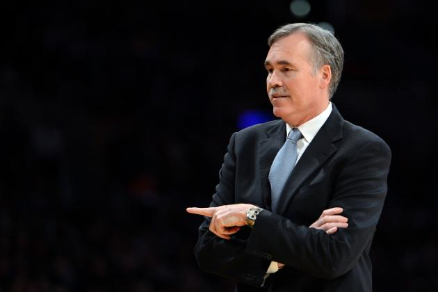 5 Adjustments Mike D'Antoni Must Make to Keep His LA Lakers Job This Season