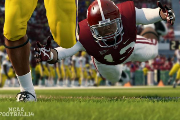 College Football 2013 Week 4 Simulation