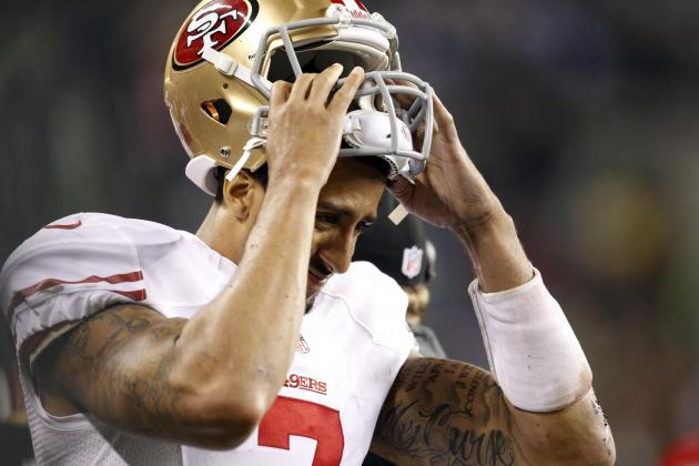 Colin Kaepernick and 7 Players Who Must Rebound from Poor Week 2 Performances