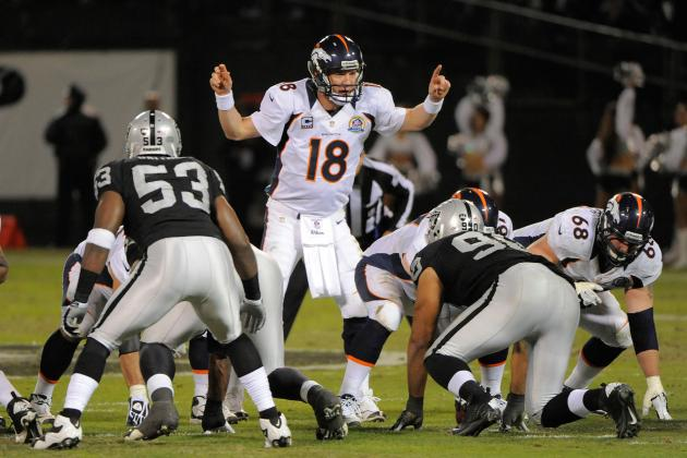 Oakland Raiders vs. Denver Broncos: 5 Storylines to Watch
