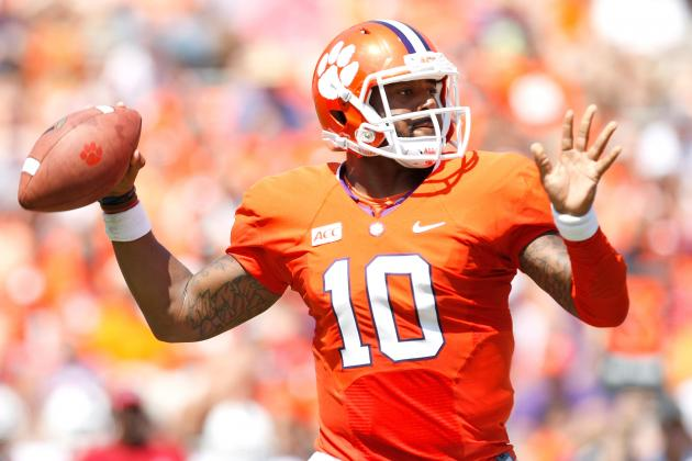 Heisman Watch 2013: Previewing the Top Contenders Matchups for Week 4