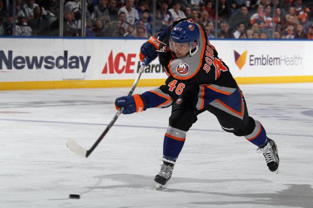 Realistic 2013-14 Expectations for New York Islanders' Top Rookies