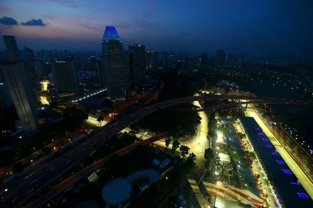 Formula 1 Singapore Grand Prix Predictions: Felipe Massa and More