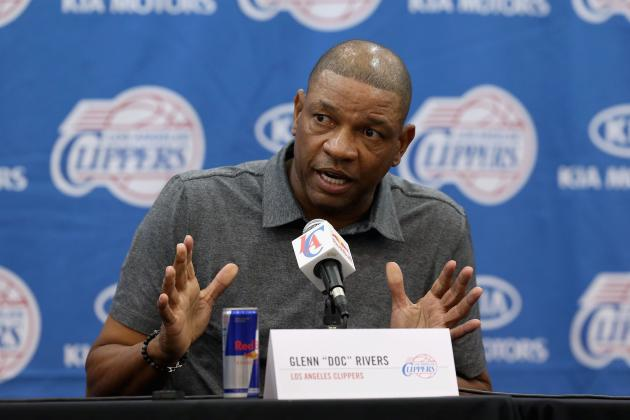 5 Changes Doc Rivers Will Make to LA to Transform Clippers into Contenders