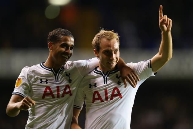 Europa League Results: Analysis for Spurs-Tromso and All the Night's Matches